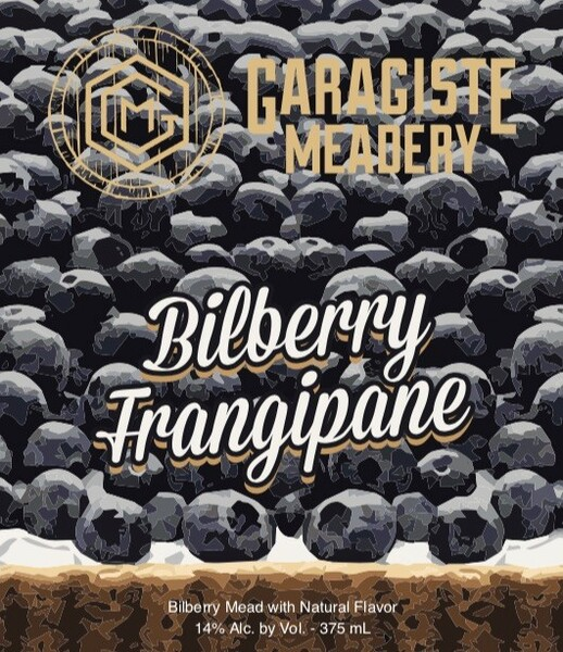 Product Image for 2020 Bilberry Frangipane