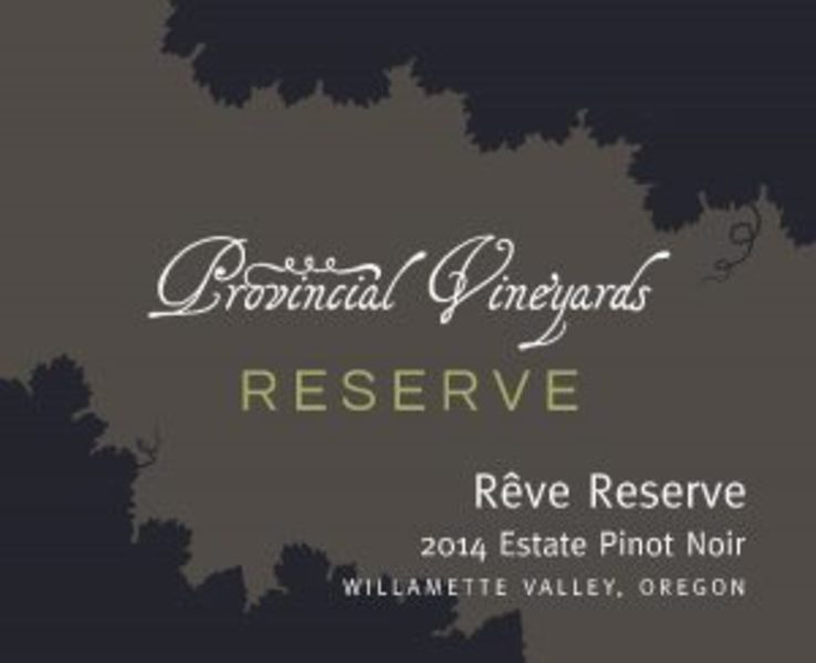 Product Image for 2014 Rêve Reserve Estate Pinot Noir