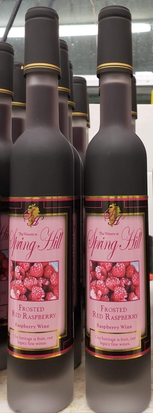 Product Image - 2018 Frosted Red Raspberry Dessert Wine