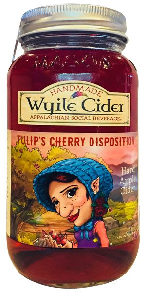 Cherry Hard Cider