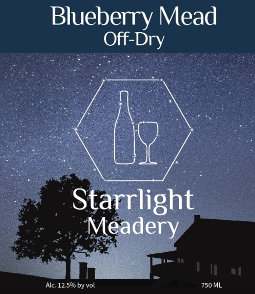 Product Image for Blueberry Mead Off-dry