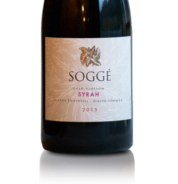 Product Image for 2015 Gold Blossom Syrah