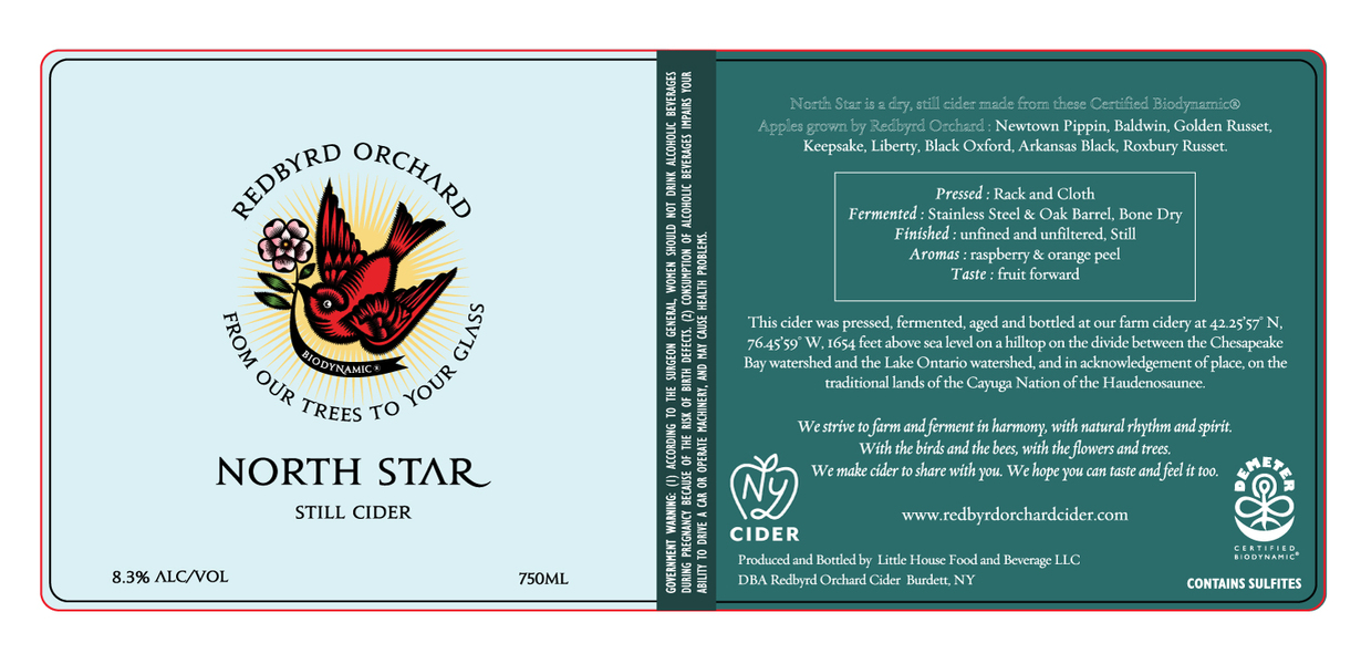 Product Image for 2019 Biodynamic North Star