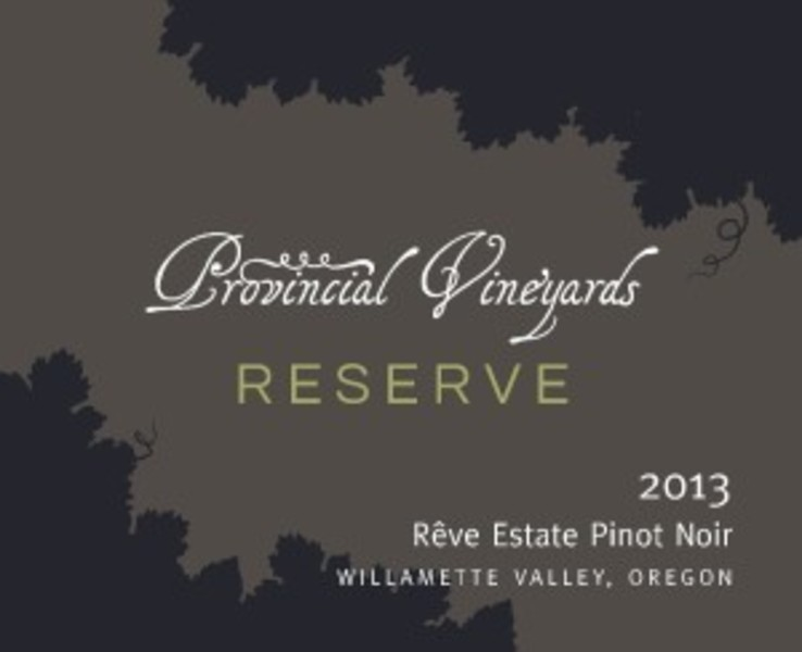 Product Image for 2013 Rêve Reserve Estate Pinot Noir