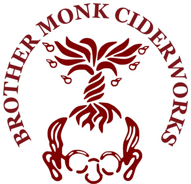 Logo for Brother Monk Ciderworks LLC